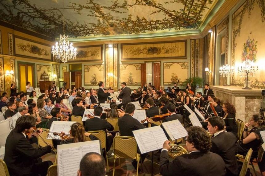 OSIC en el Gran Hotel del Paraguay