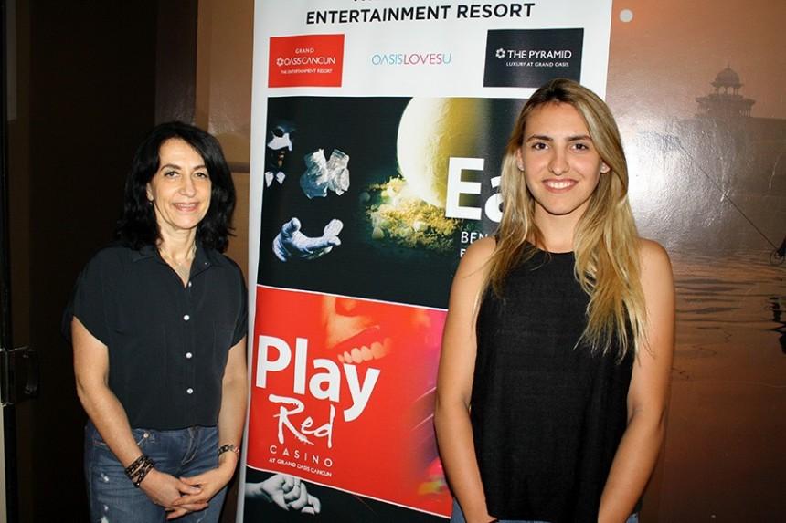 Alejandra Teich y Catalina Sydor