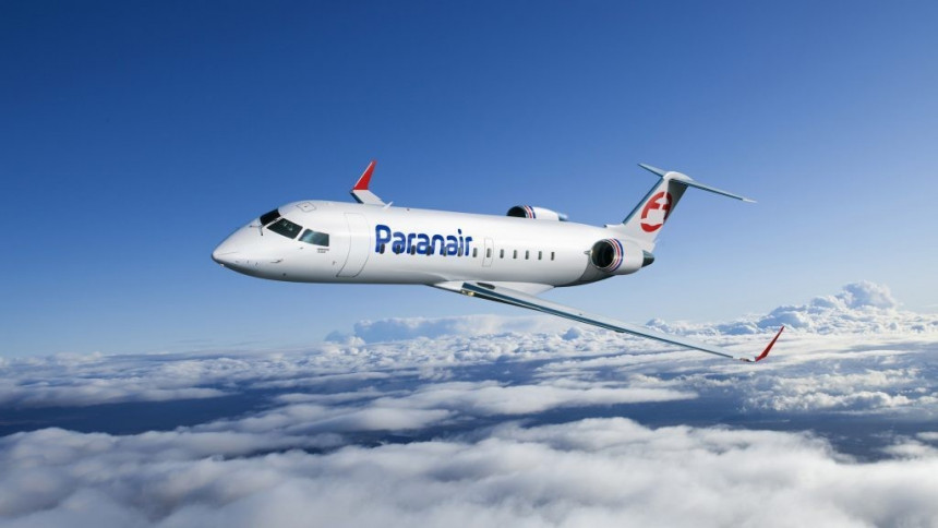 Paranair anuncia reinicio de operaciones a Montevideo