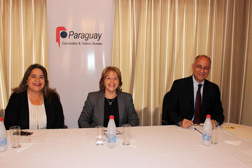 Asamblea Ordinaria del Paraguay Convention & Visitors Bureau