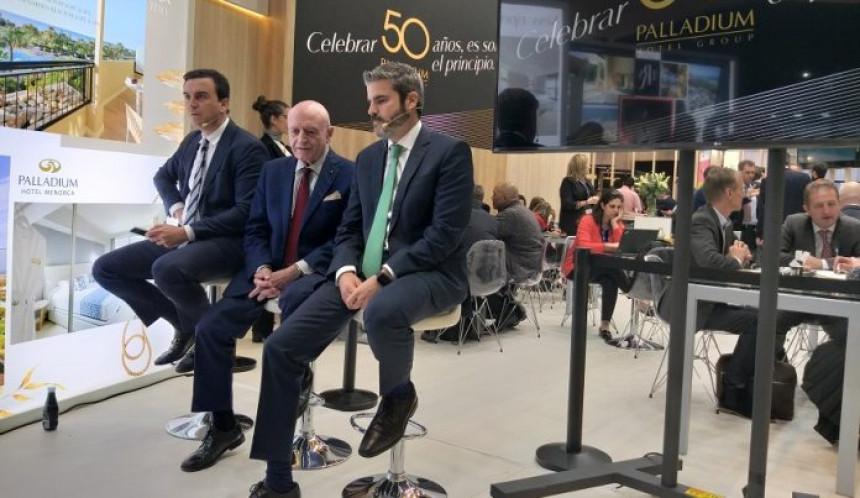 Palladium celebra 50 años anunciando relevo generacional
