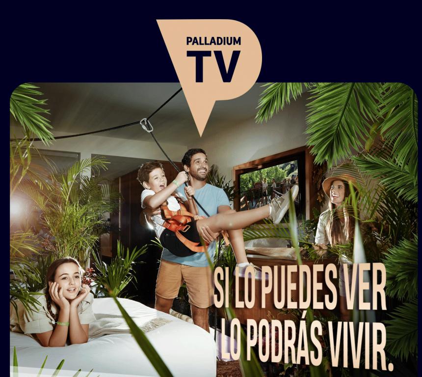 Palladium lanza Palladium TV con programación exclusiva