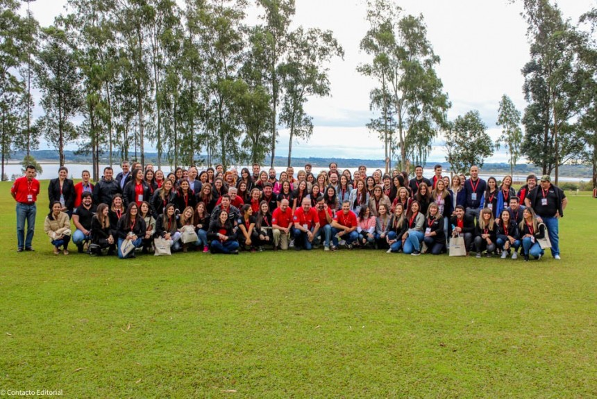 Más de 80 agentes de viajes viajaron a Encarnación para el evento