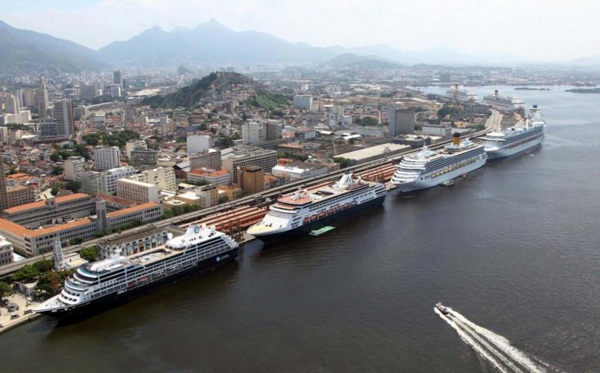 Puerto de Rio de Janeiro