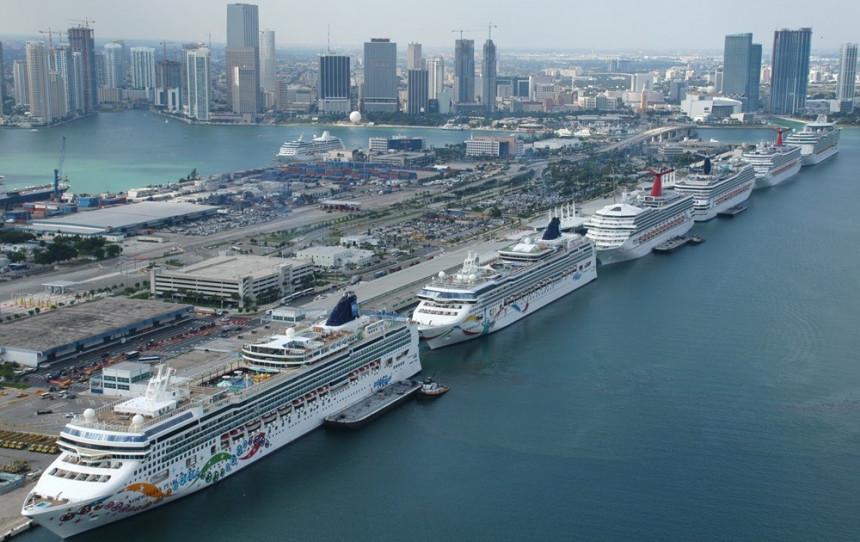 Cruceros no  retomarán operaciones por aguas americanas  hasta el 2021