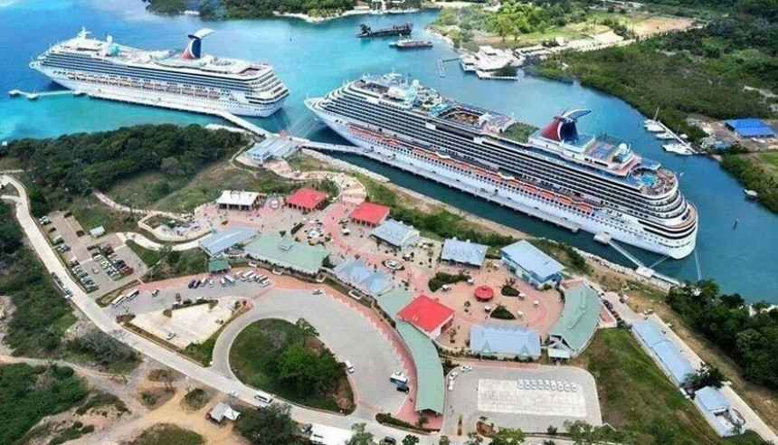 Puerto de Roatan