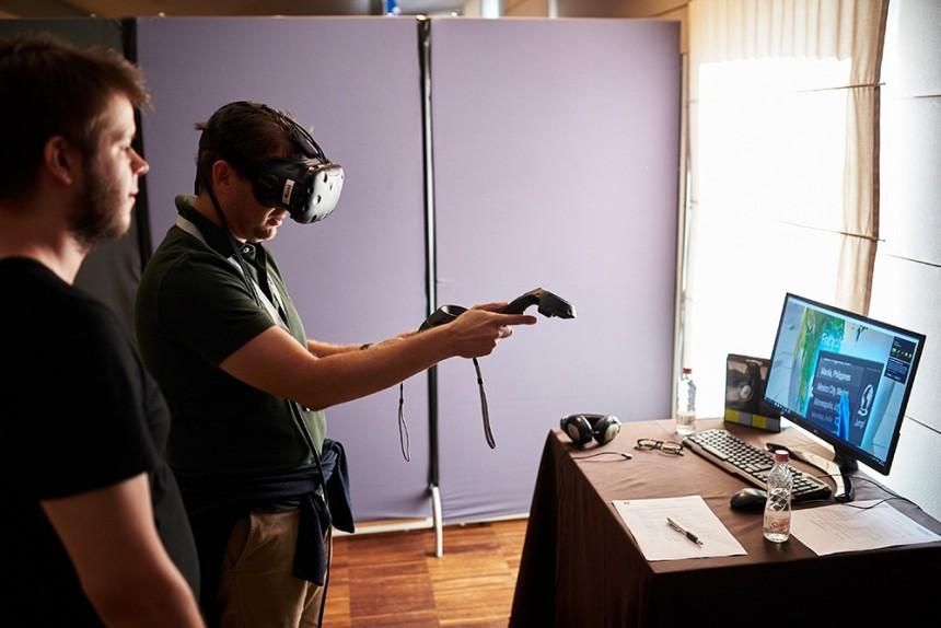 Navitaire permitirá realizar reservas en realidad virtual