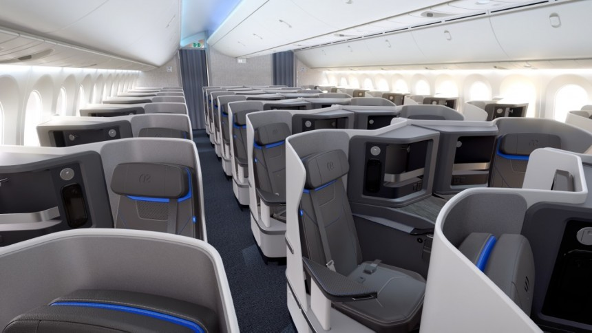 Nueva clase Business de Air Europa