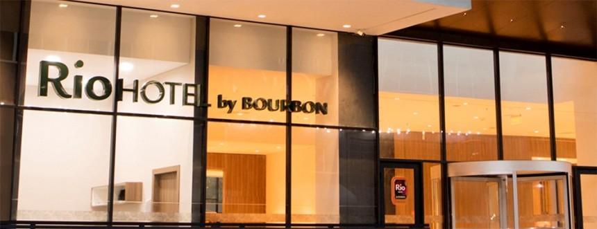 Ciudad del Este inaugura primer hotel de la marca Bourbon