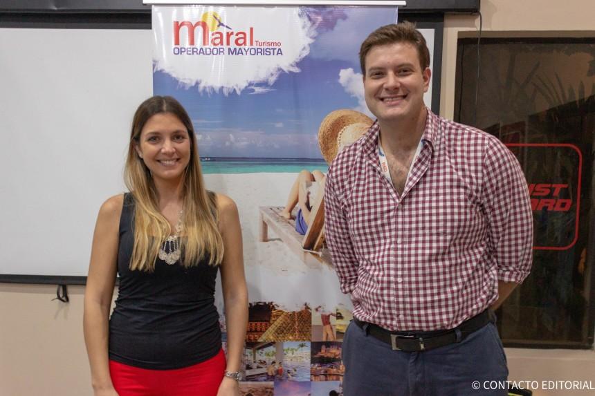 Melisa Zupichiatti y Jose Carlos Brunetti