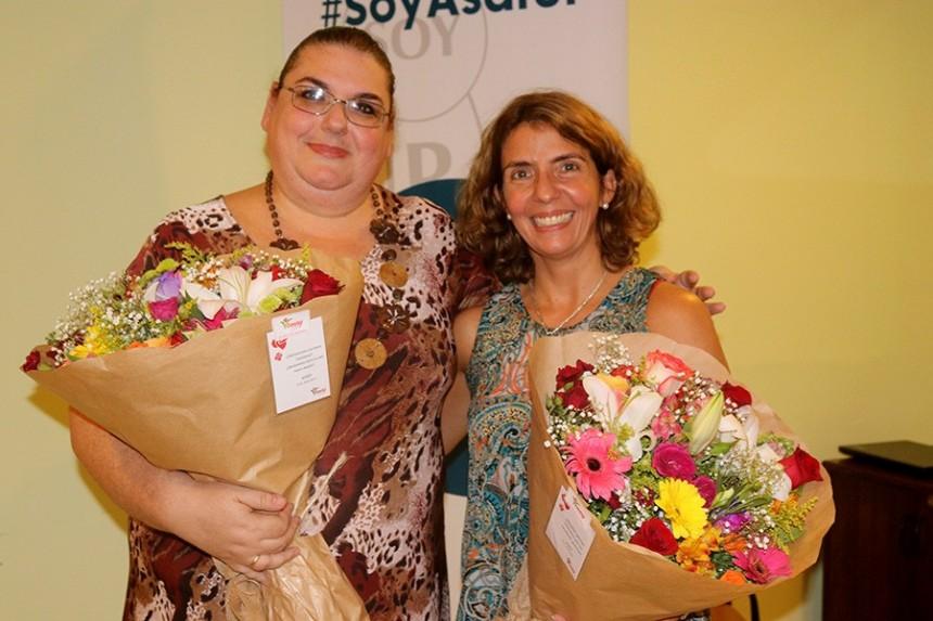Rosanna Fustagno y Veronica Fois