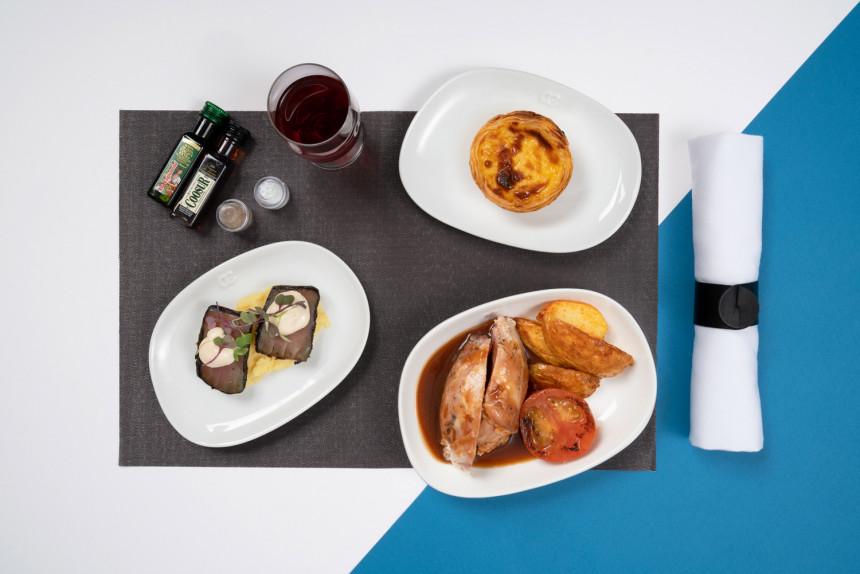 Air Europa realiza una ruta gastronómica europea a bordo de su flota 787 Dreamliner