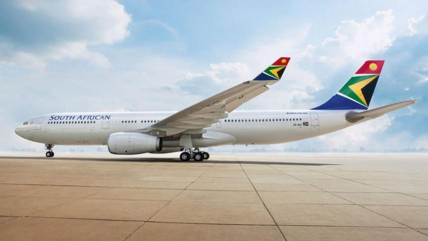 South African Airways suspende operaciones por falta de fondos