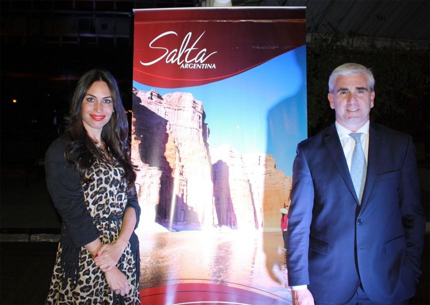 Ejecutivos representantes de SALTA