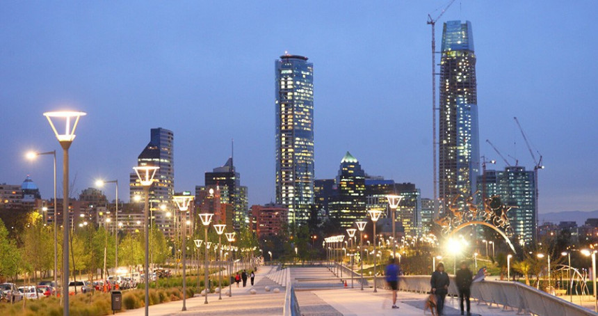 Geographic Traveler posiciona a Santiago de Chile como destino imprescindible