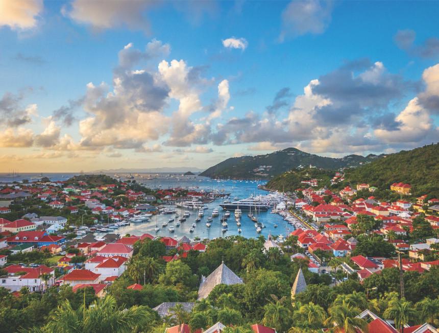 St. Barts planea la reapertura de las fronteras para el turismo en mayo