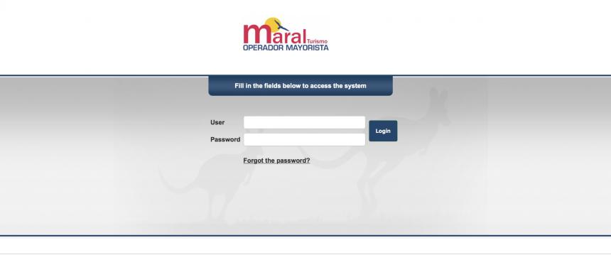 Maral habilita departamento online para turismo receptivo