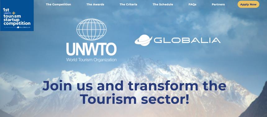 OMT y Globalia lanzan concurso mundial de startups
