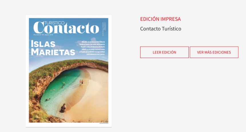 Destinos increíbles y tendencias emergentes en nueva edición de Contacto Turístico