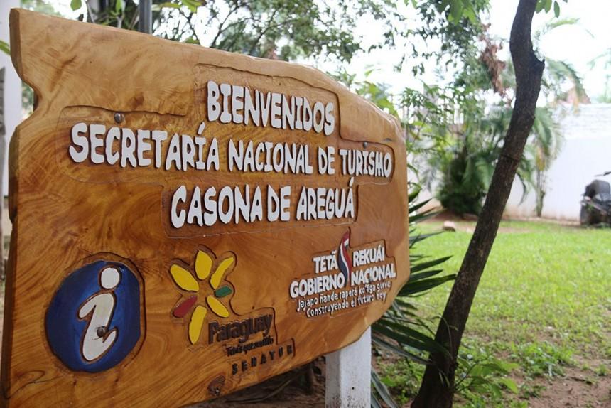 Frente de Turista Roga Aregua