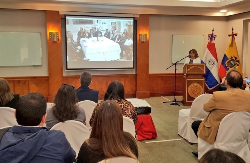 Paraguay presenta su oferta turística al trade ecuatoriano