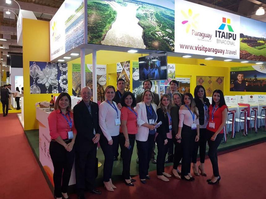 Paraguay presente en WTM Latin America 2018