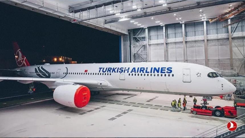 Turkish Airlines anuncia cuatro vuelos semanales entre  Estambul (IST)  y São Paulo (GRU)