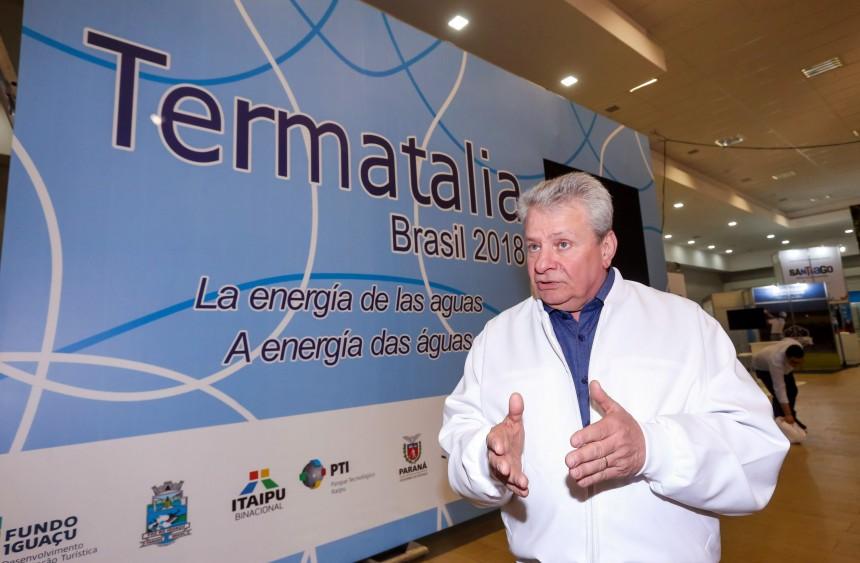 Foto Nilton Rolin / Itaipú Binacional