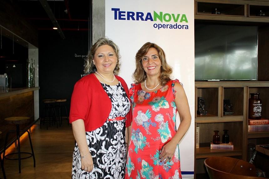 Gladys Lopez y Veronica Fois