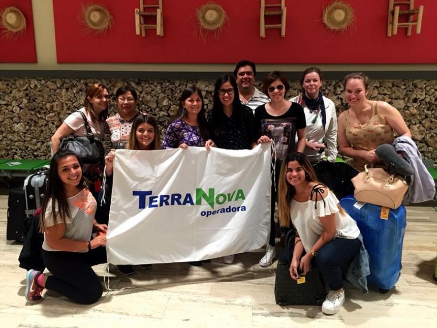 Terra Nova capacita a agentes de viajes en Panamá y Punta Cana