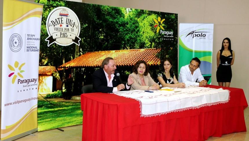 Torneo internacional de golf se realizará en Paraguay