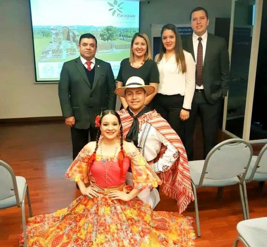 Paraguay promocionó en Córdoba su potencial turístico
