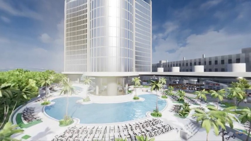 Universal's Aventura Hotel abrirá sus puertas en agosto