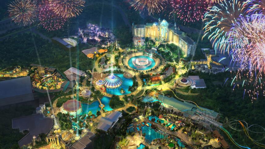 Epic Universe, el nuevo parque temático reanuda construcción