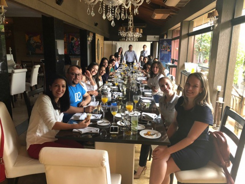 RCD presenta novedades en exclusivo almuerzo de Vip's Tour