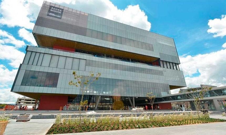 Centro Internacional de Convenciones Ágora en Bogotá