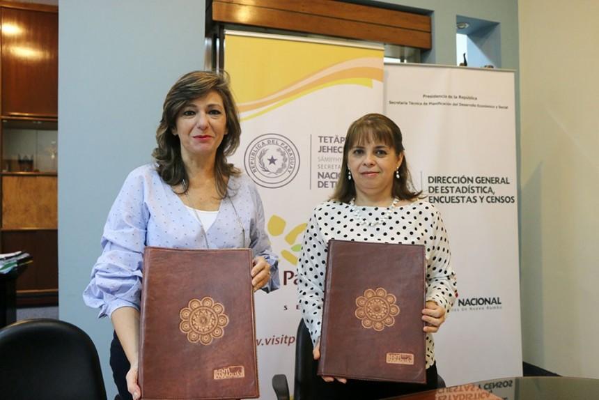 Marcela Bacigalupo y María Barrios Kuck
