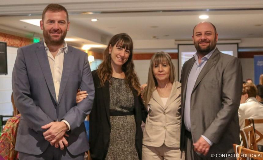 Aerolíneas Argentinas presentó a su nuevo jefe comercial