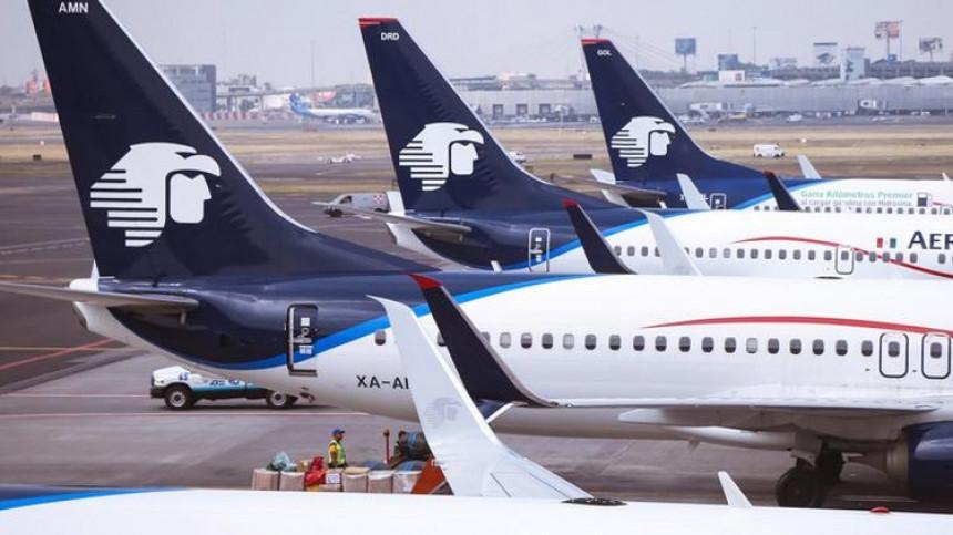 Aeroméxico anuncia retorno a Argentina y Brasil en mayo