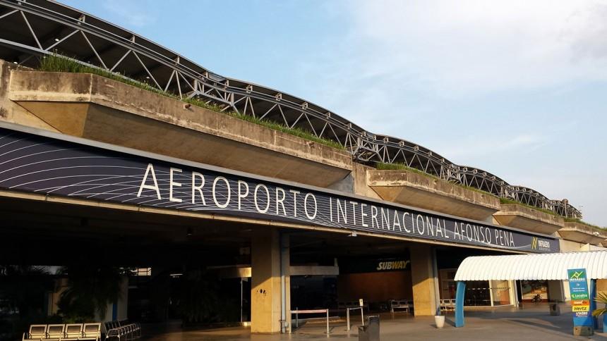 Curitiba cuenta con el mejor aeropuerto de Brasil
