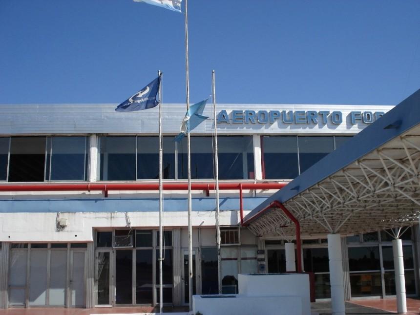 Aeropuerto Internacional de Formosa - Foto Aeropuertos.net