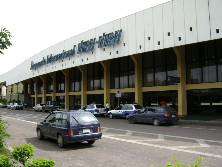 Proyectan ampliación en Aeropuerto de Viru Viru en Bolivia