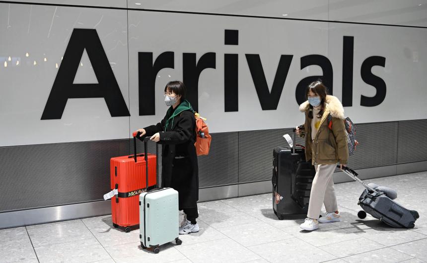 COVID-19 generará una disminución del 55% de las ventas de tickets aéreos