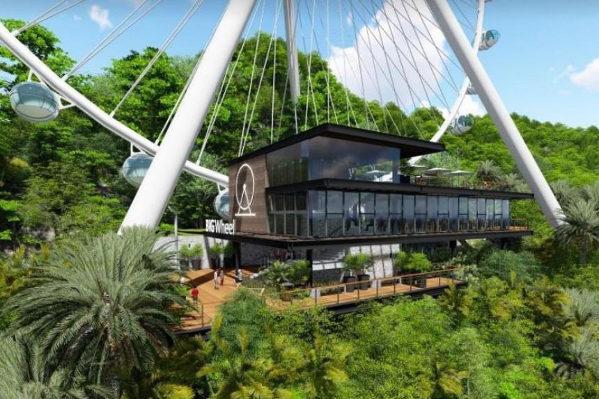 En Camboriú aprueban construcción de una Súper Rueda Gigante