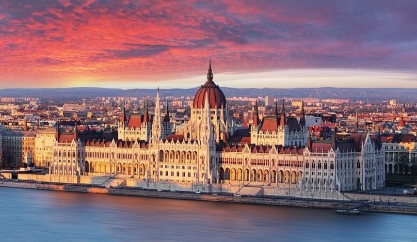 Parlamento en Budapest