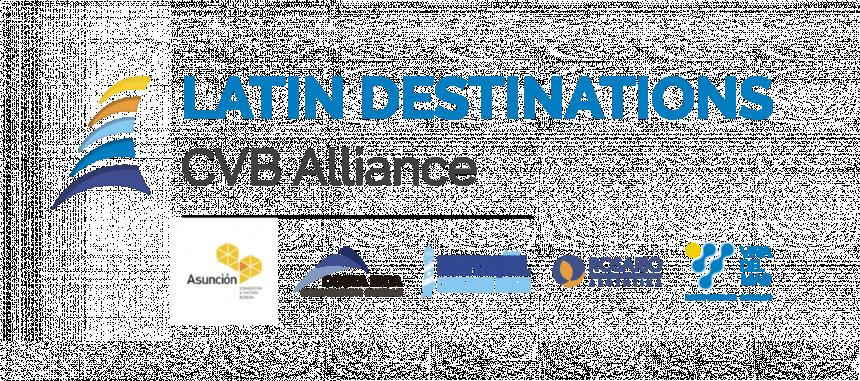 Latin Destination CVB Alliance, nueva alianza en el segmento MICE