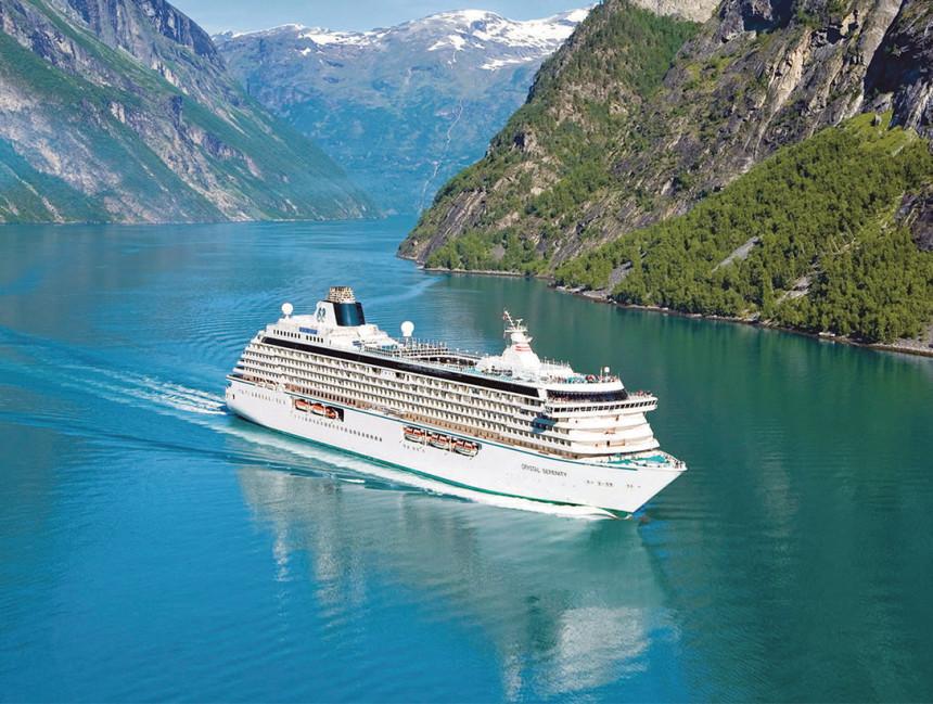 Crystal Cruises solo aceptará a pasajeros vacunados