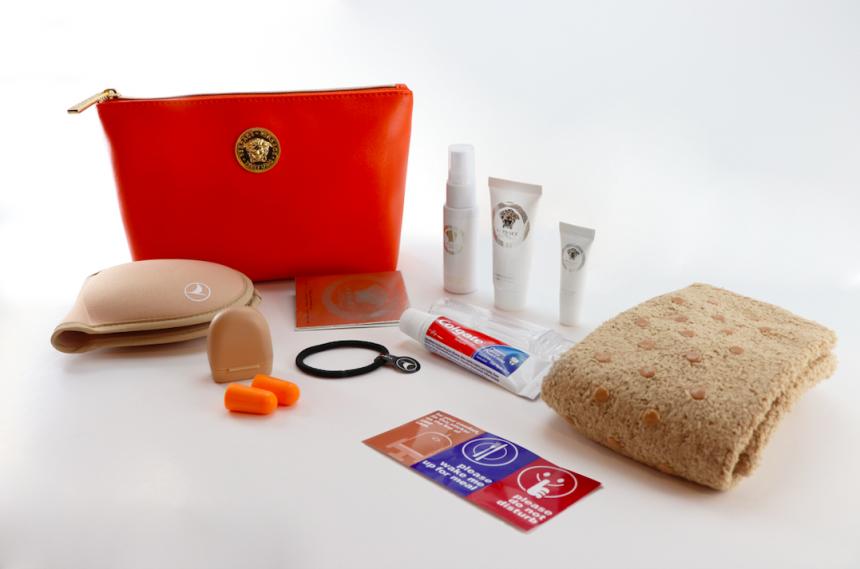 Turkish Airlines estrena exclusivos kits de amenidades