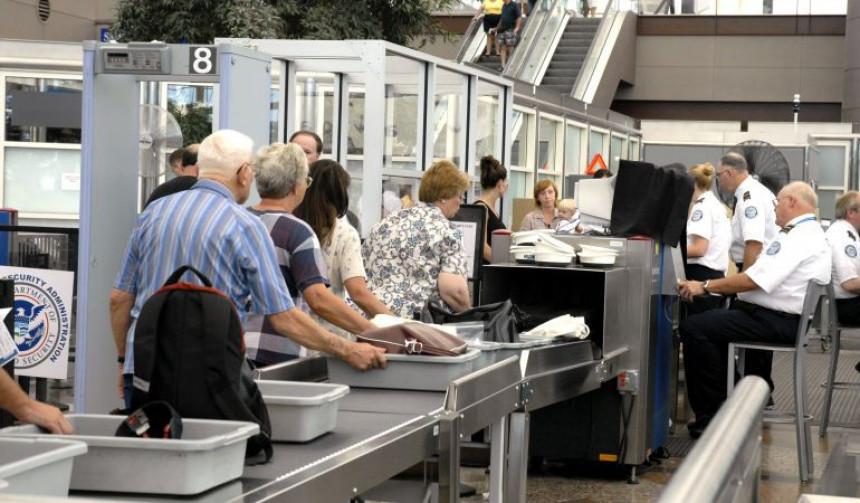Control de equipaje en aeropuerto