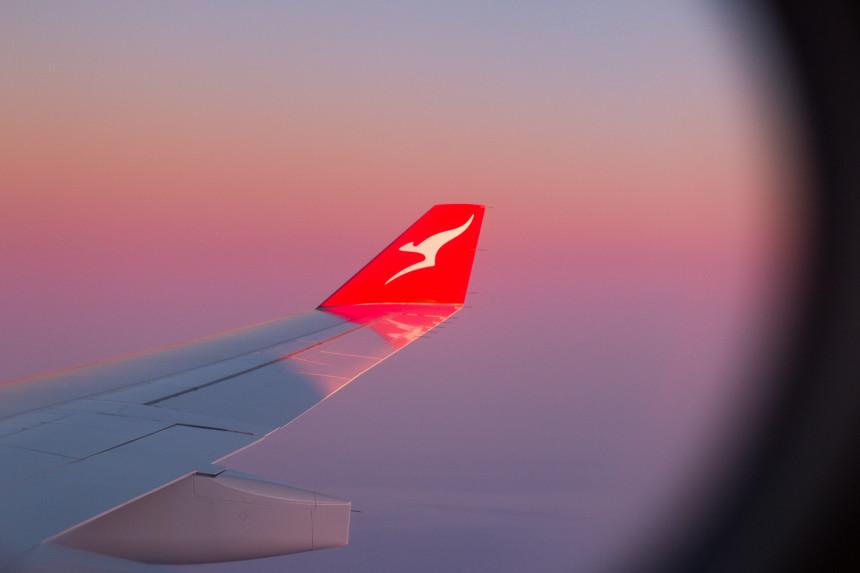 Qantas Airways proyecta implementar nuevos requisitos para sus vuelos internacionales